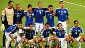 Стала известна заявка сборной Израиля на матч с Россией