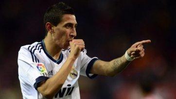 Анхель Ди Мария не горит желанием покидать «Реал»