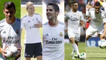 «Реал» огласил окончательную заявку на Лигу чемпионов
