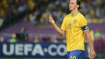 Гол Ибрагимовича – победа шведов