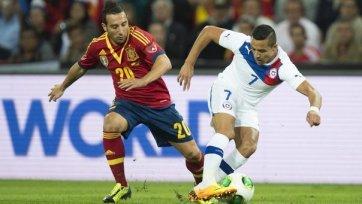 Боевая ничья Испании и Чили