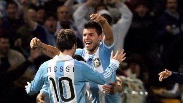 Аргентина громит Парагвай и выходит на ЧМ