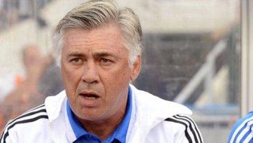 Мальдини: «Нет такой команды, с которой бы не справился Анчелотти»