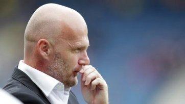 Сборная Чехии осталась без тренера