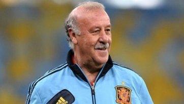 Дель Боске: «Наставник чилийцев очень хорошо подготовил свою команду»