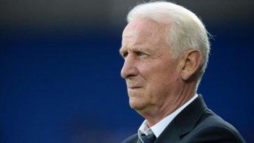 Трапаттони будет уволен с поста главного тренера сборной Ирландии