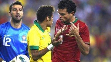 Неймар: «Чем больше португальцы нарушали правила, тем мощнее мы играли»