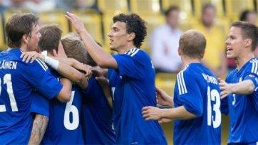 Арбитр не заметил явный гол в ворота сборной Грузии (видео)