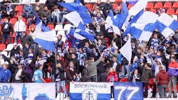 Фанаты «Волги» выступают против смены эмблемы клуба