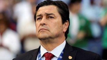 В сборной Мексики снова сменился тренер