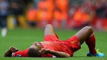 «Ливерпуль» на полтора месяца теряет Джонсона