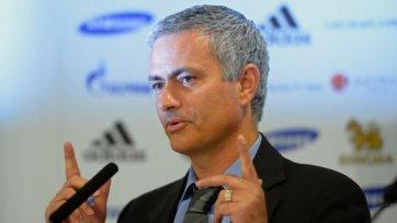 Моуринью: «В современном футболе последнее время изменений в тактическом плане нет»