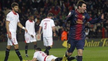 Анонс. «Барселона» - «Севилья» - Очередная победа «каталонцев» или подарок от Эмери?