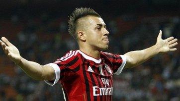 «Милан» накануне ЛЧ теряет Эль-Шаарави