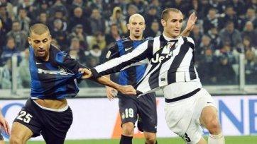 Анонс. «Интер» - «Ювентус» - дерби Италии