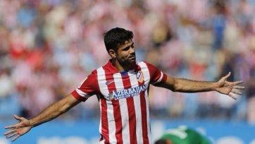«Атлетико» добывает четвертую победу кряду