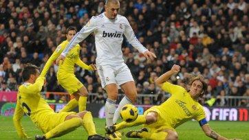 Анонс. «Вильярреал» - «Реал» - потопят ли «галактикос» «желтую Субмарину»?