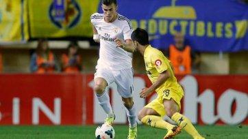 «Вильярреал» выстоял в матче с «Реалом»