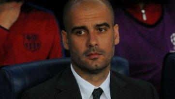 Хосеп Гвардиола: «Все мысли о Лиге чемпионов»