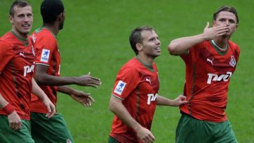 «Локомотив» выцарапал победу у «Кубани»