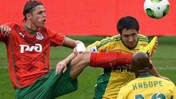 Дмитрий Тарасов: «Не скрою, перед игрой мы отрабатывали стандарты»