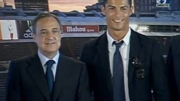Официально. Роналду продлил контракт с «Реалом»