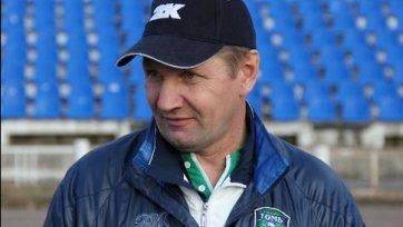 Баскаков стал исполняющим обязанности главного тренера «Томи»