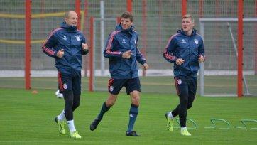 «Бавария» не сможет рассчитывать на двух лидеров в матче с ЦСКА