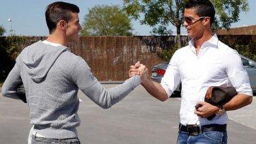 Бэйл: «Роналду является лучшим футболистом в мире, я буду учиться у него»