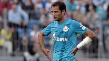Широков и Анюков не помогут «Зениту» в матче с «Атлетико»