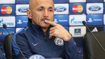 Спалетти: «Атлетико» - тренерская команда»