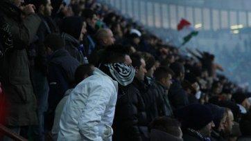 Матч против «Фиорентины» «Интер» проведет без своих фанатов