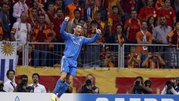 Роналду: «После первого гола игра пошла по нашему сценарию»