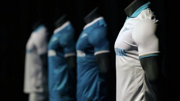 «Зенит» выйдет на матч против «Атлетико» в новой форме