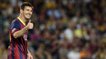 «Барселона» в противостоянии с «Аяксом» обошлась без сюрпризов