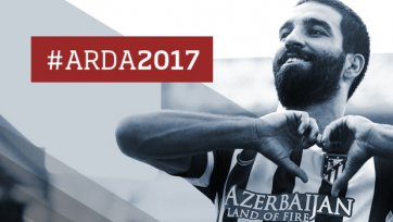 Арда Туран и «Атлетико» вместе еще четыре года!