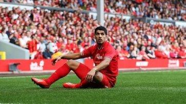 Луис Суарес сможет помочь «Ливерпулю» на «Олд Траффорд»