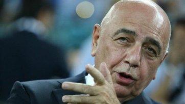 Галлиани: «Сейчас только сентябрь, матч с «Наполи» не может носить решающего характера»