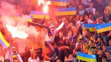 Украина может не попасть на ЧМ из-за своих фанатов
