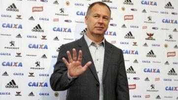«Фламенго» после очередного поражения остался без тренера
