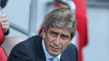 Пеллегрини: «Я все понимаю, нас ждет матч за шесть очков»