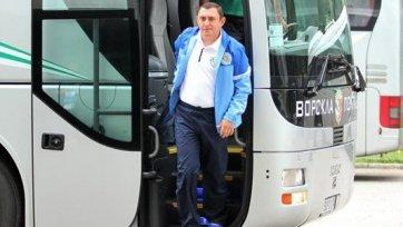 «Севастополь» получил нового тренера