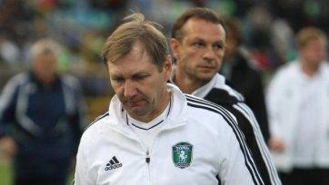 Василий Баскаков: «Футбольный бог был на нашей стороне»