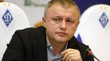 Суркис: «Блохин выведет команду из кризиса»