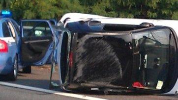 Игрок «Милана» попал в автомобильную аварию