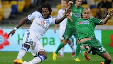 Мбокани не сможет помочь «Динамо» в сегодняшнем матче
