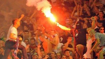 Динамо «Загреб» проведет матч ЛЕ при пустых трибунах