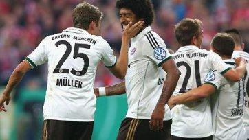 «Бавария» крупно обыгрывает «Ганновер»