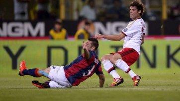 «Милан» спасается в Болонье