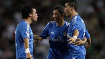 «Реал» в компенсированное время вырывает победу у «Эльче»